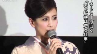 長谷川理恵、映画...