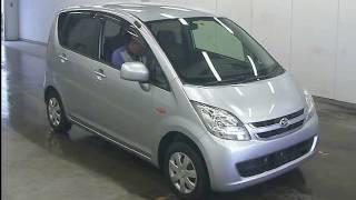2008 DAIHATSU MOVE L L175S