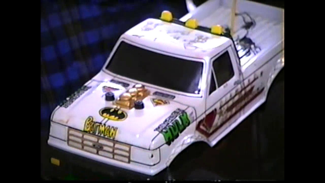 WGOH - Radio Control Car Club  11-16-90