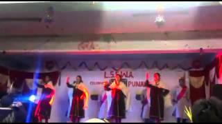 Lahaul Spiti Student Association (HPU) Shimla Fagli -01-02-2014