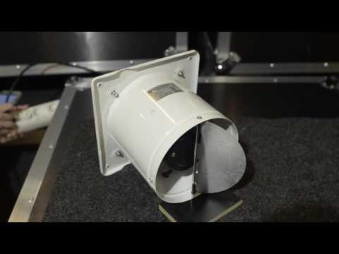 Обратный клапан. Вытяжной вентилятор PRO-150