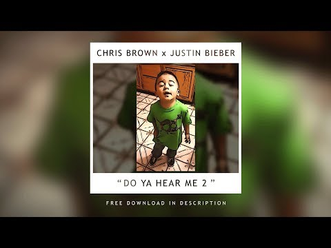 ♨ FREE Chris Brown x Justin Bieber Type...