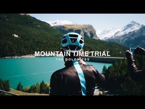 RACING GERAINT THOMAS UP A MOUNTAIN!