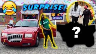 SURPRISING MY SISTER WITH HER DREAM CAR!!! *PRANK*