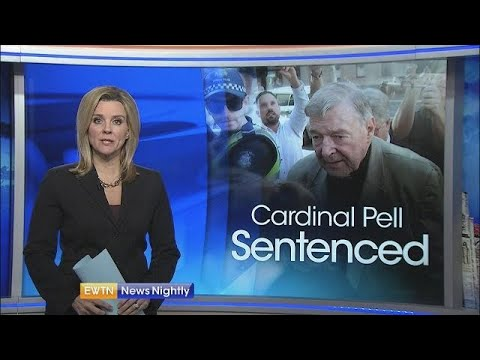 Cardinal George Pell receives six-year prison sentence - ENN 2019-03-13