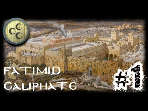 [M2TW] SS Mod ~ Fatimid Caliphate Part 1, Jerusalem Will Be Ours!