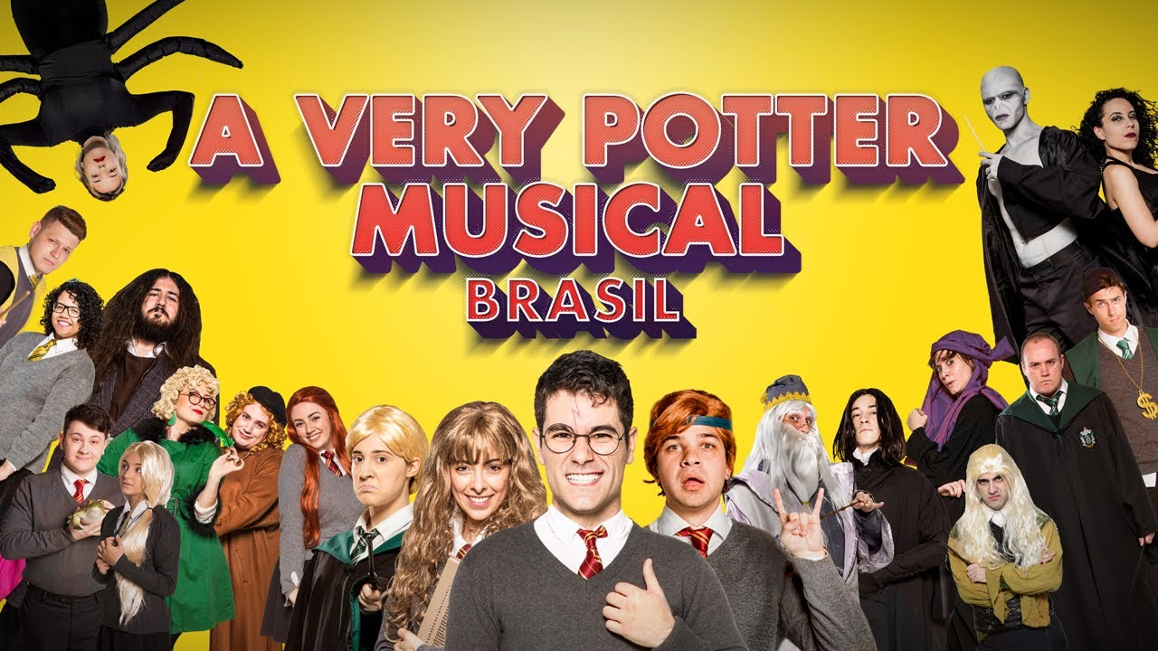 A Very Potter Musical Brasil (completo)