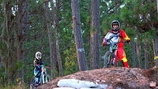 Downhill MTB - Diego & Maria Jose Montoya