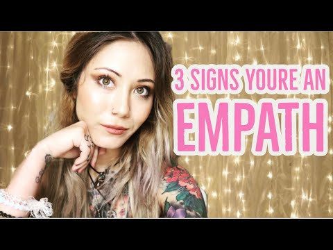 if you struggle with this, you're an empath.