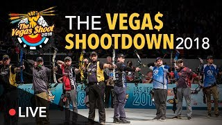 Live Championship Shootdowns | The Vegas Shoot 2018