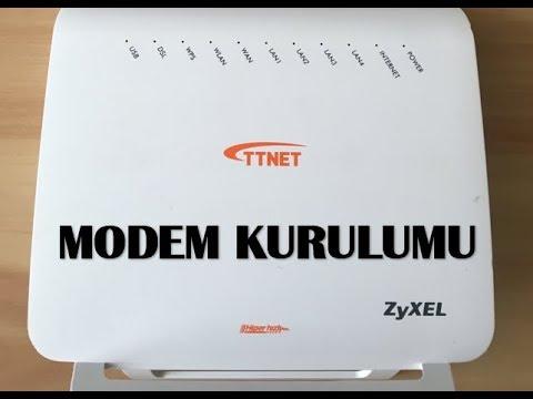 Modemi router olarak kullanma (access point)