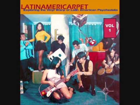 Sublime Frequencies: Latinamericarpet: Exploring The Vinyl Warp Of Latin American Psychedelia Vol. 1