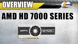 Newegg TV: AMD Radeon HD 7000 Series Video Cards Overview & Benchmarks