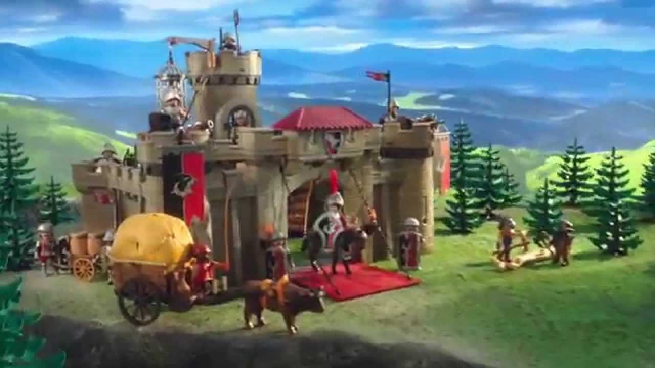 playmobil les chevaliers fran ais youtube. Black Bedroom Furniture Sets. Home Design Ideas