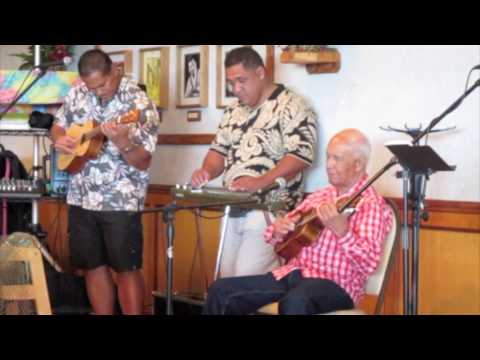 Eddie Kamae Sings E Ku'u Morning Dew