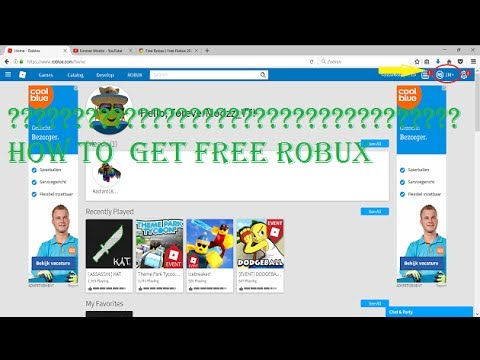 how to get robux not password