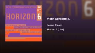 Violin Concerto: I. —