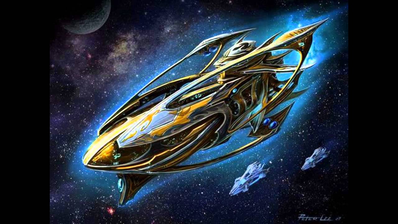 Starcraft 2 Protoss Wallpaper