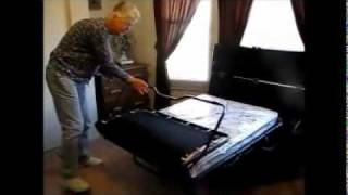 The Ottoman Bed