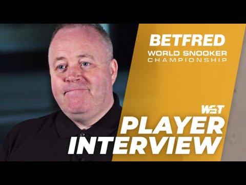John Higgins Set For  World Championship!