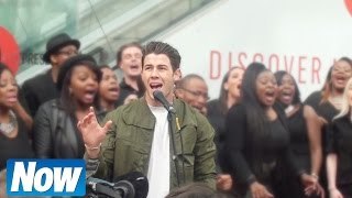 Nick Jonas - Jealous (Gospel version live)