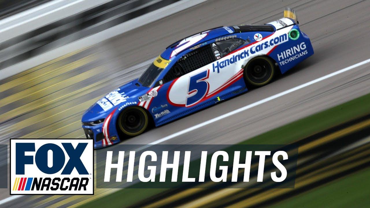NASCAR Cup Series at Kansas | HIGHLIGHTS | NASCAR ON FOX