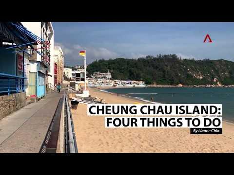 Cheung Chau: The beach getaway at the heart of Hong Kong