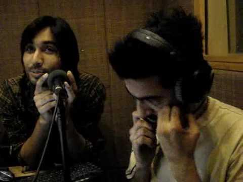 FM 105 LIVE CHORDS Mazher Fidai Zain ul abideen So...