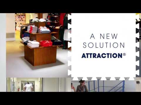 NEW - Attraction® - Fast Track Vinyl Flooring