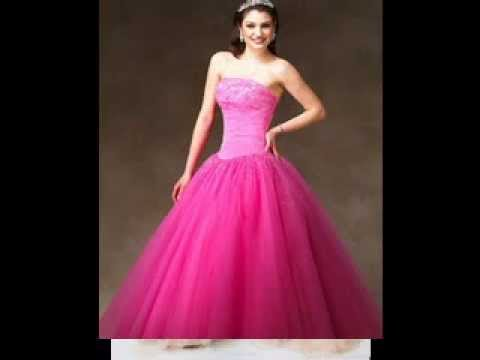 Baby Pink Wedding Dress Design Ideas
