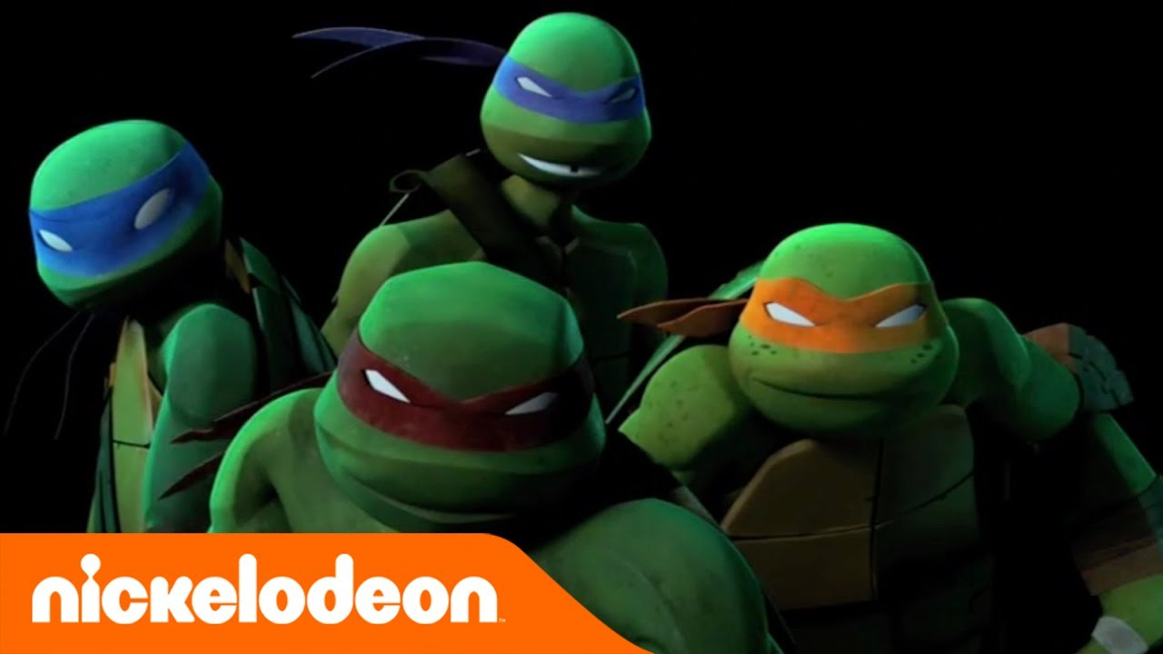 Tartarughe Ninja La Sigla Nickelodeon Italia Youtube