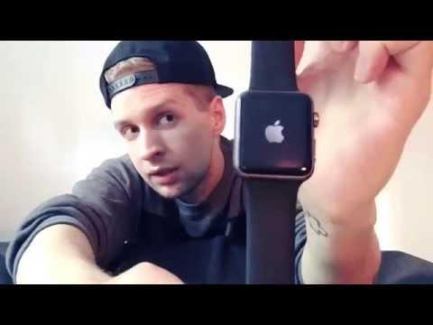 Unboxing Apple Watch - Dansk