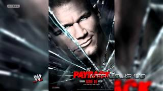 WWE Payback 2013 Official Theme Song -
