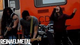 Velvet Darkness - Dragon Attack (en vivo) - Metro Fest