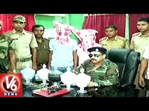 Racket Smuggling Snake Poison Busted In West Bengal   V6 News