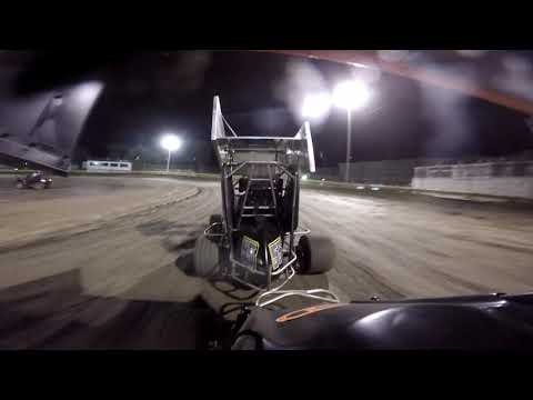 Lemoore Raceway 10/11/19 Jr Sprint Heat Cash GoPro