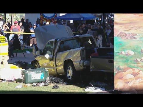 Truck Drives Off Bridge Killing Four at Festival, Navy Member Arrested for DUI