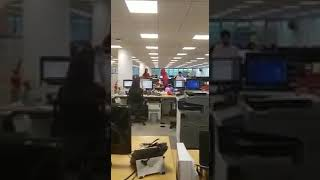 # Trending  | Bank Employee Turns Up At Work Dressed As Spiderman On His Last Day.