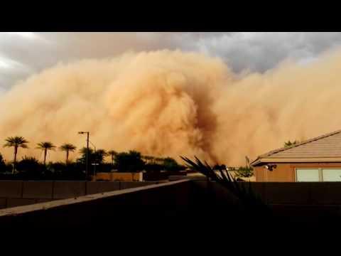 Arizona's Desert Storm 2011