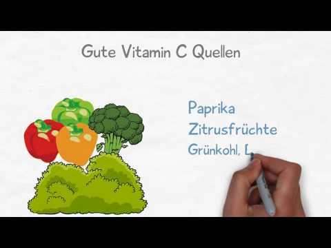 Vitamin C In Der Schwangerschaft - Teil 2, Vitamin C