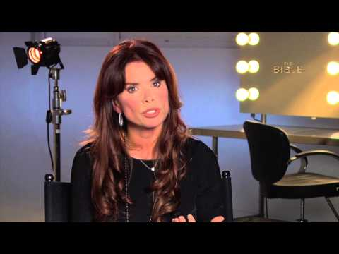 The Bible Series - Roma Downey (Exec. Producer & Mother Mary)