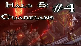 I AM THE WARDEN ETERNAL | Halo 5: Guardians #4