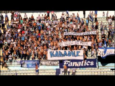 Tirona Fanatics 22/09/2013 (TIRONA vs Skenderbeu 0-2) - Karaoke bulevardi