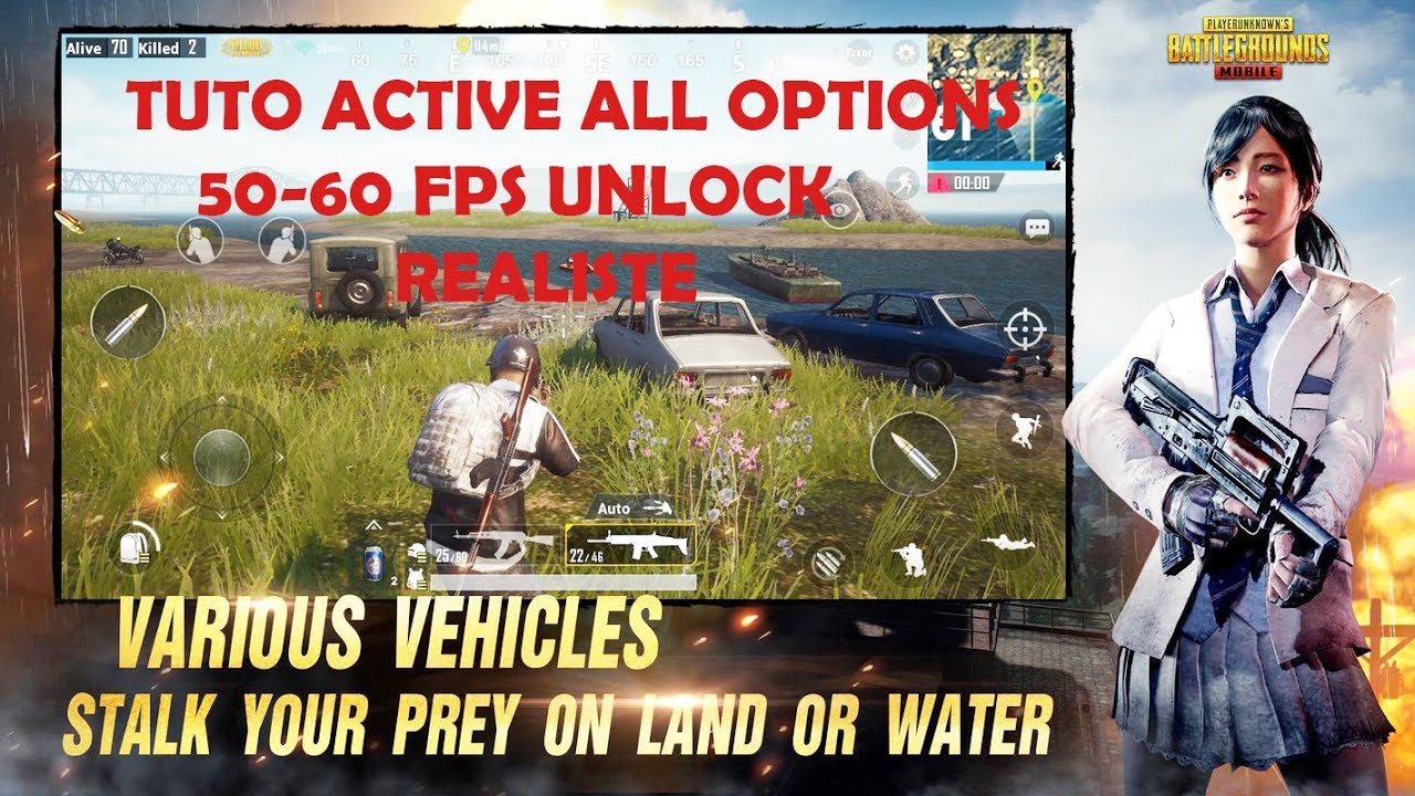 Pubg Mobile English Version: PUBG MOBILE ENGLISH VERSION BEST TUTORIAL TO ACTIVE ULTRA