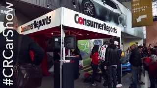 Welcome to the CR Booth at the NY Auto Show! | Consumer Reports