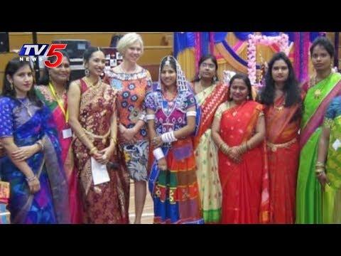 Bathukamma Celebrations In Australia By Melbourne Telangana Forum | TV5 News
