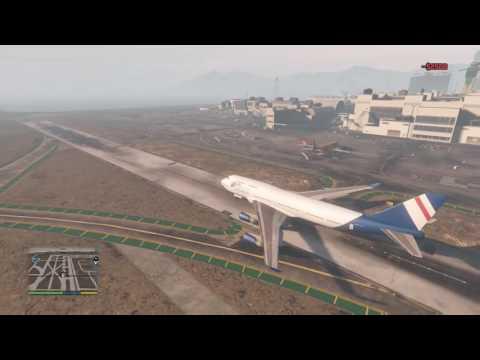 [GTA] BOEING 747-400