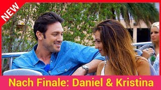 Nach Finale: Daniel & Kristina beenden endlich Versteckspiel