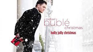 Michael Bublé - Holly Jolly Christmas (Karaoke Instrumental Version)