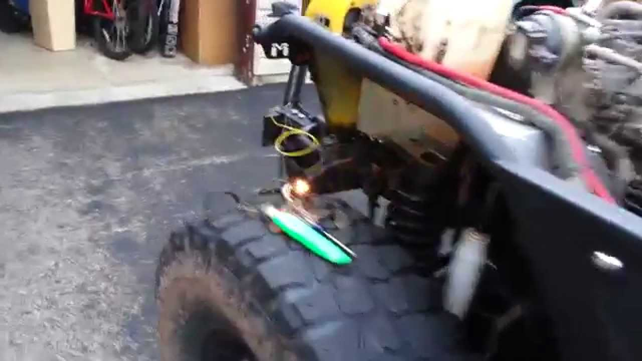 small resolution of tj 2003 jeep stock wiring and blink routine for parking lights and turn signals
